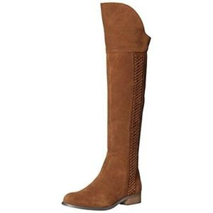Sbicca Over The Knee Riding Boots